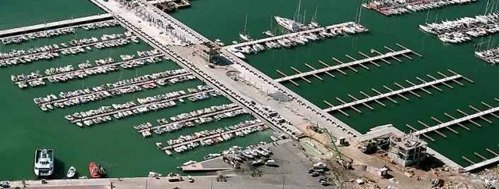 Puerto Deportivo en Santa Pola