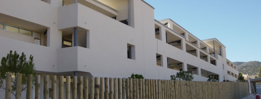 Apartamentos Castalla IVVSA