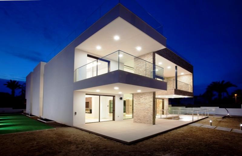 Construccion de Vivienda unifamiliar Cabo Roig