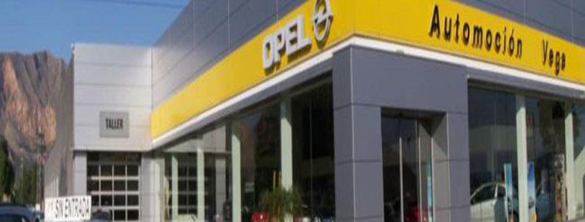 Concesionario Opel Orihuela