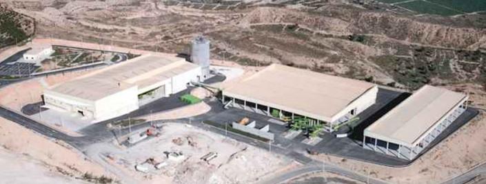 Planta Tratamiento R.S.U. en Alicante