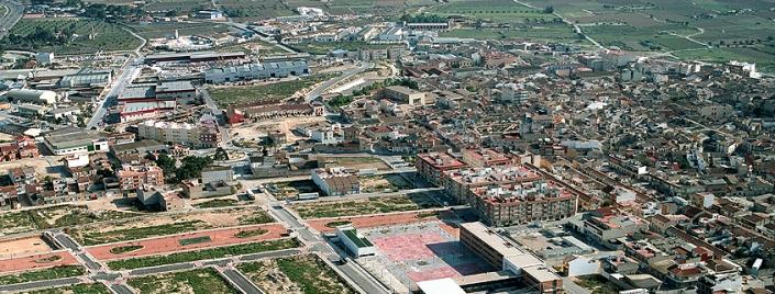Urb. UBZ-7 en Monforte del Cid