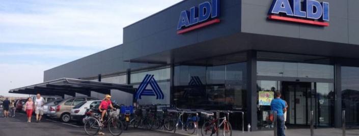 Supermercado Aldi en Torrevieja