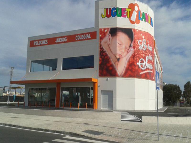 Tienda Juguetilandia en Elche