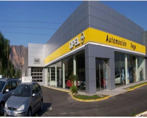 Concesionario Opel en Orihuela