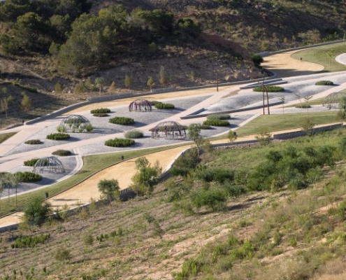 Parque Torreblanca Torrevieja 05 - AITANA - Construcciones parques
