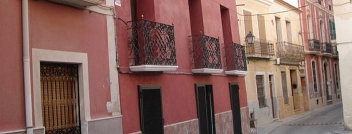 Casa Alberto Sols en Sax