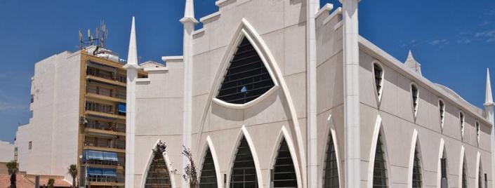 Iglesia S. Corazón de Jesús en Torrevieja