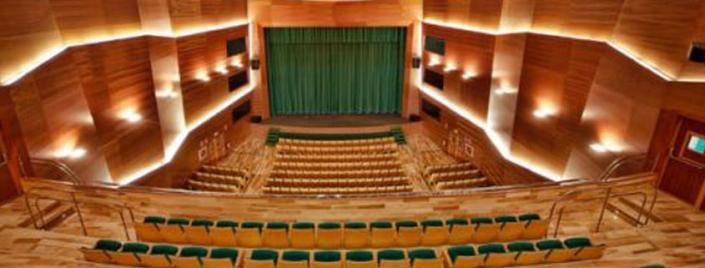 Rehabilitación Teatro Rio en Ibi