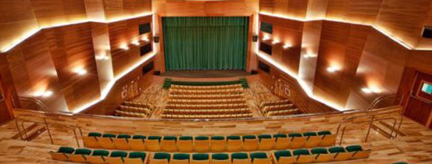 Rehabilitación Teatro Rio