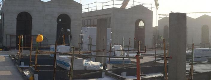 Ampliación Cementerio en Santa Margalida