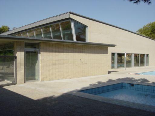 Aitana acs piscina cubierta hogar provincial - Piscina cubierta alicante ...