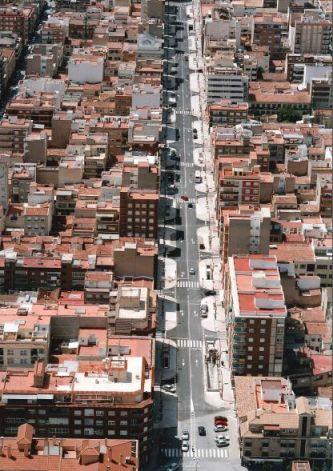 Urbanización y Parking Subterráneo Avda. de Elda