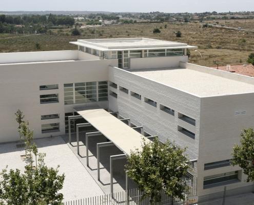 Centro de Salud en El Altet