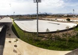 Velódromo en San Vicente del Raspeig