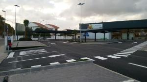 Aitana ACS Ampliación Aldi en San Javier