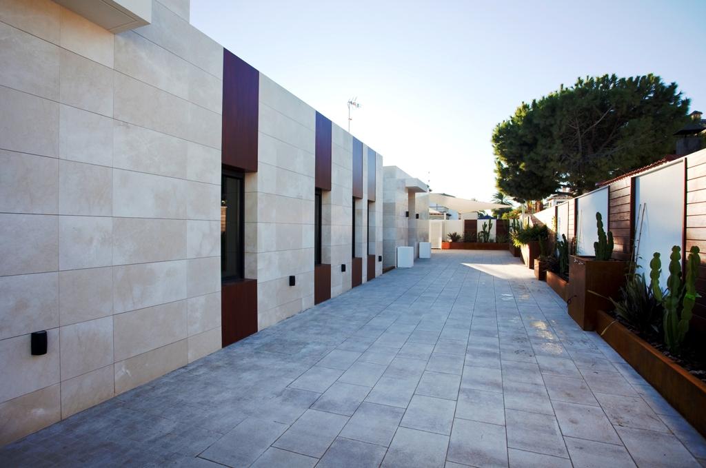 Construccion de Vivienda Unifamiliar en calle Catalejo Cabo Roig