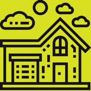 icono residencial