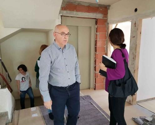 Visita-del-Alcalde-de-San-Vicente-del-Raspeig-a-la-obra-de-la-Casa-de-Asociaciones---Aitana-ACS