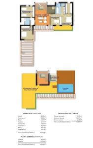 Plano-plano-planta-piso-y-cubierta