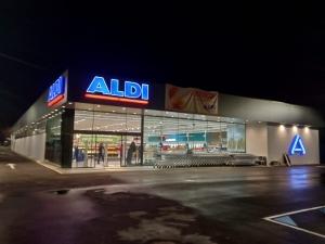 Inaugracion Aldi Valladolid