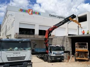 Centro Logistico Juguetilandia en Finestrat