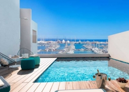 Contruccion Edificio de Viviendas en calle Furio Palma de Mallorca
