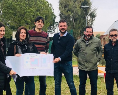 Dotación de instalaciones y centralización de accesos de la Ciudad Deportiva de San Vicente del Raspeig
