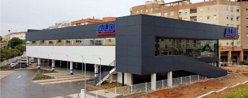 Supermercado Aldi en Sevilla