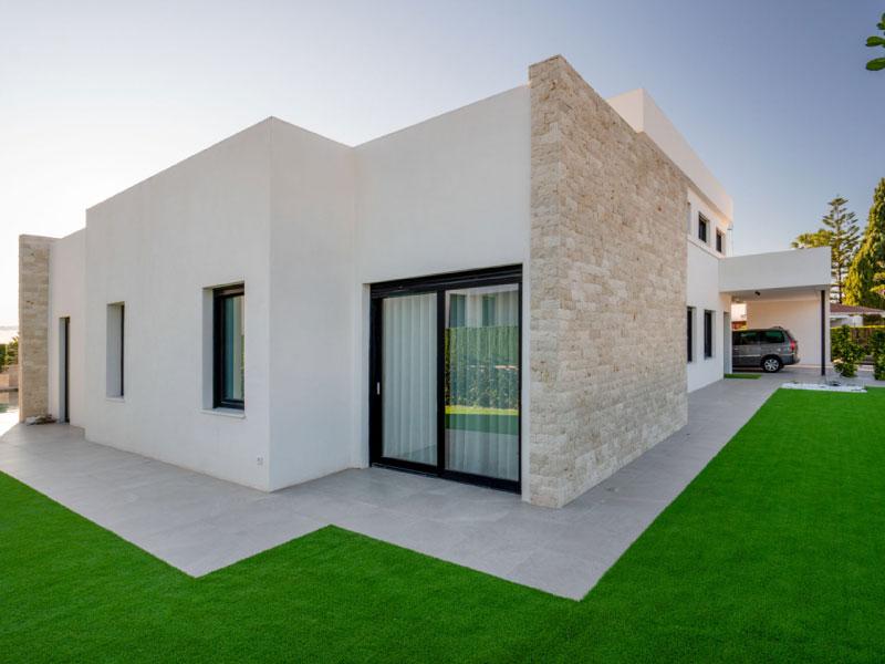 Construccion de Vivienda Unifamiliar en Paterna Valencia