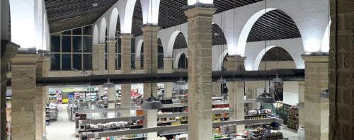 Supermercado Aldi en El Puerto de Santa María
