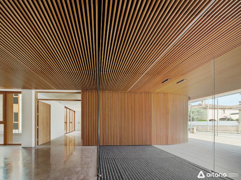 Construccion obra Residencia de mayores en Marratxi-Mallorca-Aitana ACS