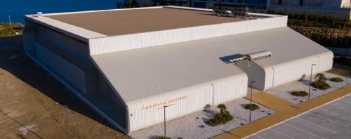 Nuevo Pabellón Training Center Higuerón en Fuengirola (Málaga).